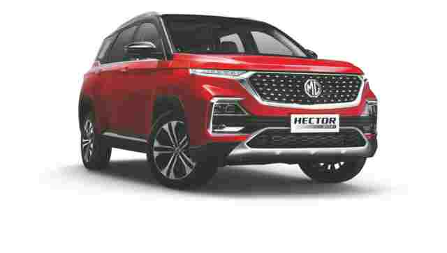 MG launches All-New Hector 2021 at INR 12.89 lakhs