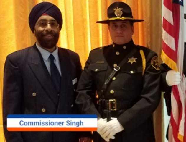Shivinderjit Singh Appointed as the New Yorba Linda Planning Commissioner and Commended for his Services as Outgoing Traffic Commissioner