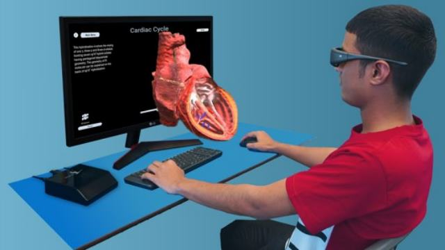 Saras-3D launches Genius 3D Learning, India's first stereoscopic 3D technology-based learning solution for K12 students