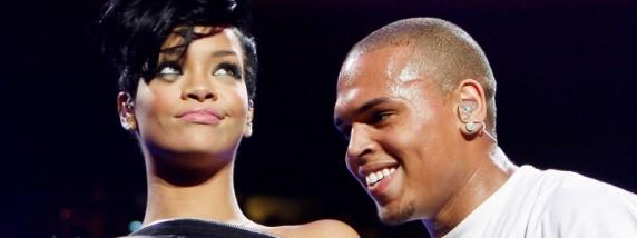 Rihanna skal ha blitt skambanket av nå eksen Chris Brown. (Foto: Scanpix)