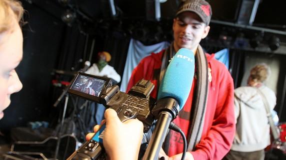 - Jeg er mest opptatt av å spre raggaemusikken i Norge, sier Urørt-finalist Jabaman