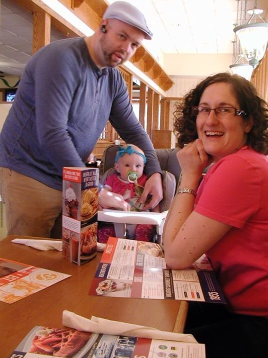Friendly's with the Family by Cousin Candy