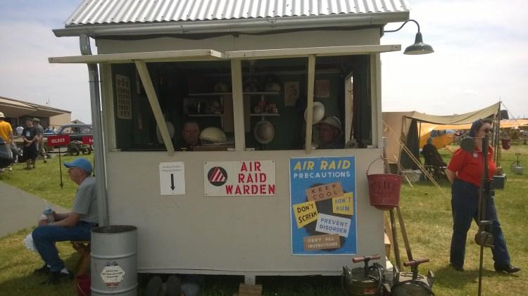 Air Raid Station