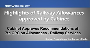 cabinet approved allowances report