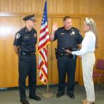Three Officers Promoted