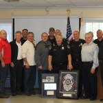 Photo: 40-Year Veteran North Reading Police Officer Retires