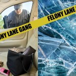 Community Alert: Felony Lane Gang Active in the Area