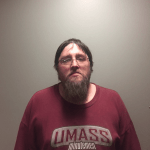 DANIEL CHRISTIE, AGE 35, OF NORTH READING (North Reading Police Department booking photo)