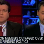 Neil Cavuto with UAW's Terry Bowman