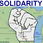 WI Big Labor Solidarity