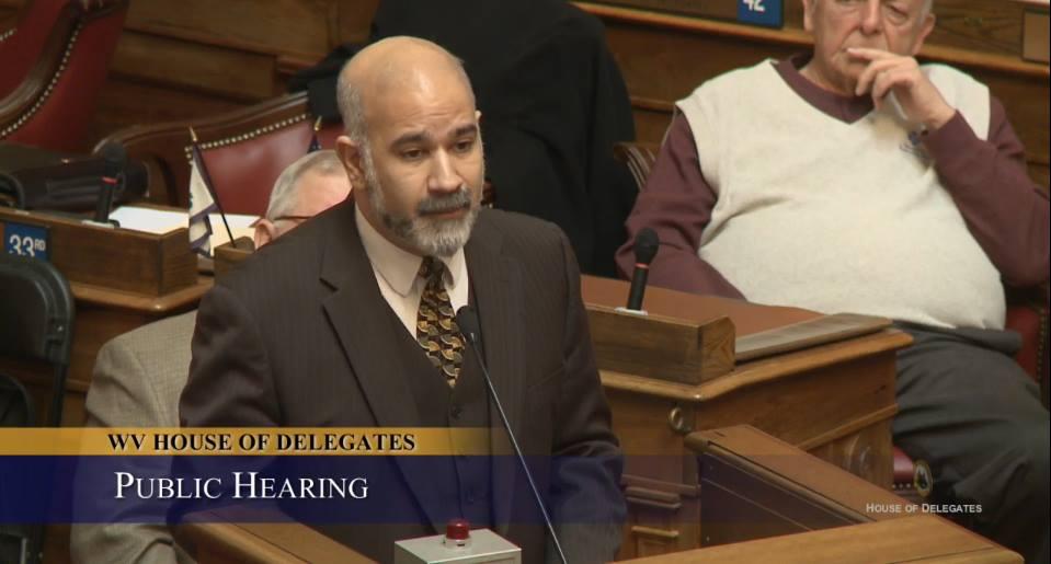 NRTW-Committee-VP-Greg-Mourad-testifying-West-Virginia-House_01282016