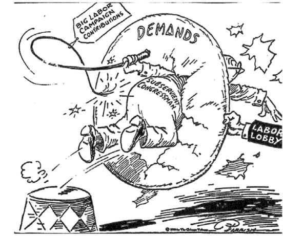 big-labor-campaign-contributions-cartoon
