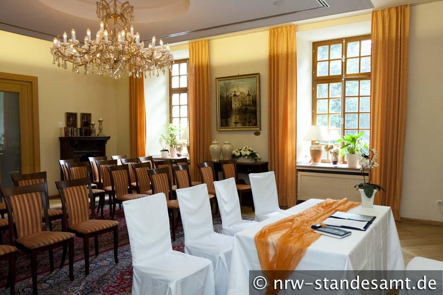 Hochzeit Schloss Borbeck Essen Hochzeitsfotografie