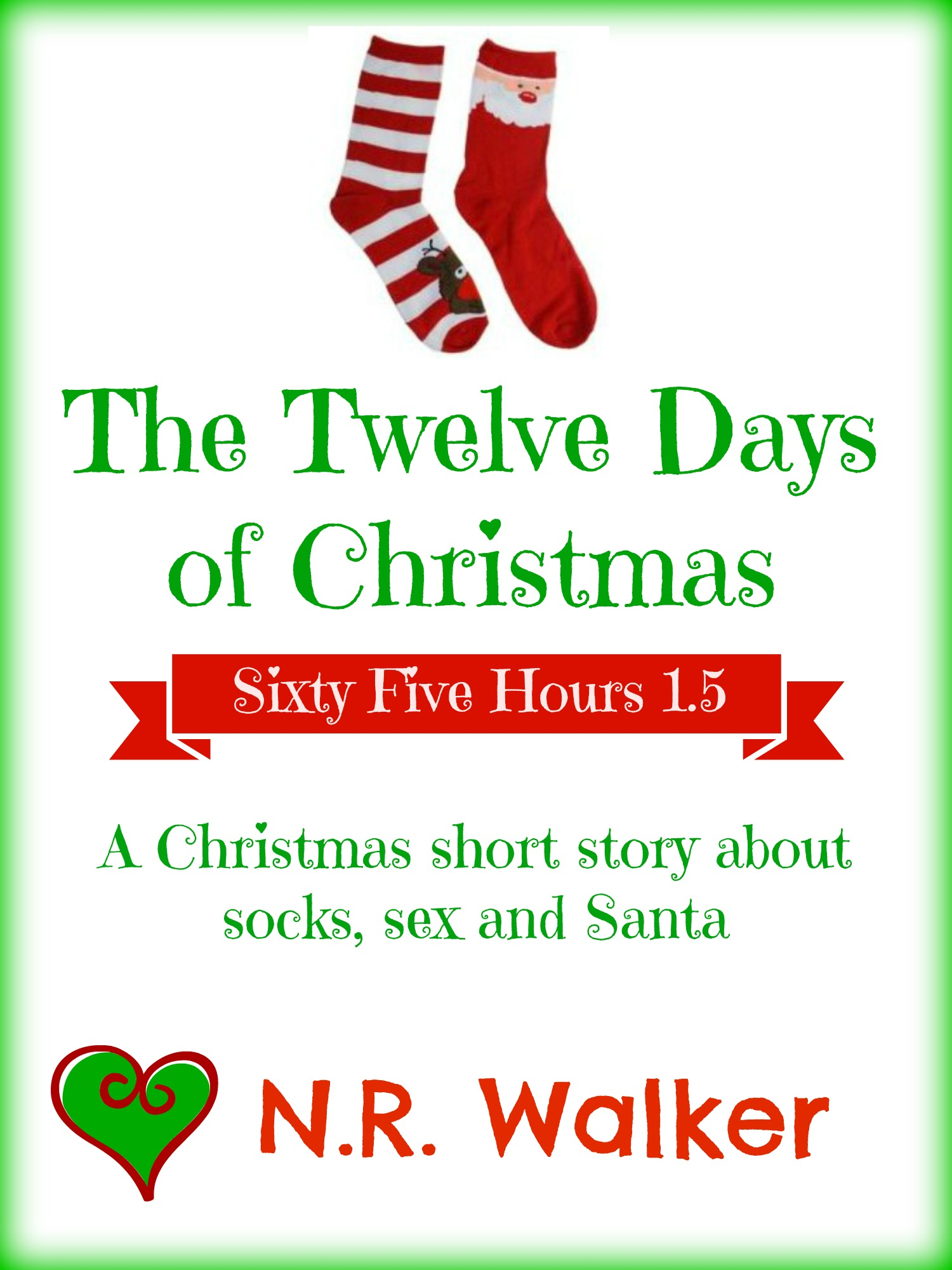Sixty Five Hours Christmas Outtake Twelve Days Of