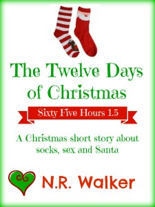 twelve days of christmas cover