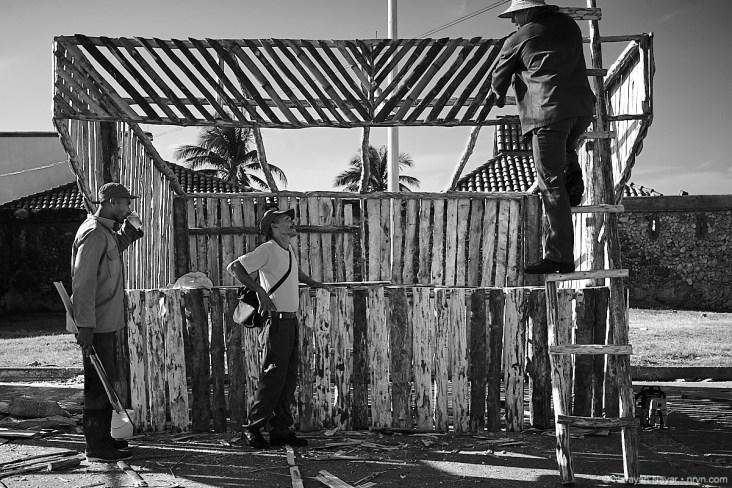 Reconstruction, Baracoa