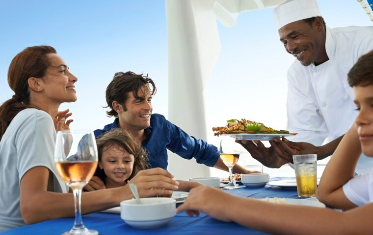 A Club Med all-inclusive vacation truly includes everything among sports, children clubs, gourmet dining options, and much more ! This means great value and convenient, stress-free travel.