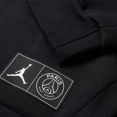paris saint germain x jordan hoodie