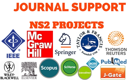 Journal-Support-for-NS2-Projects