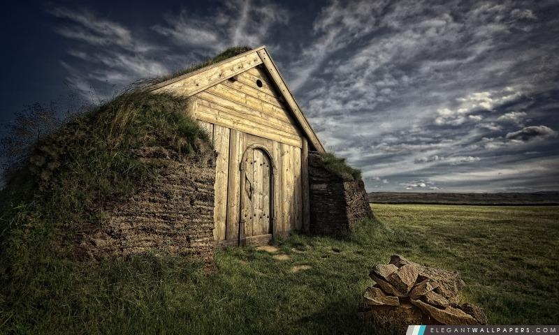 maison scandinave fond d ecran hd a