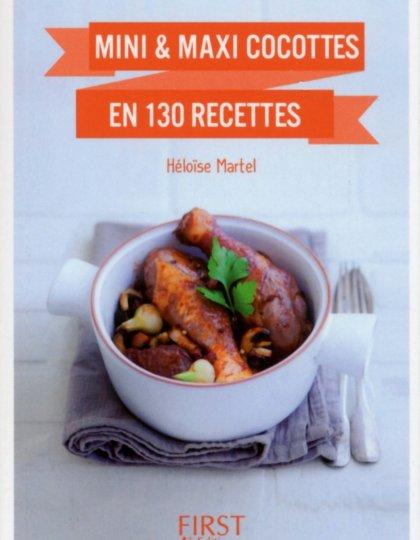 Mini et Maxi cocottes en 130 recettes