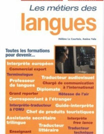 L'Etudiant - Les métiers des langues