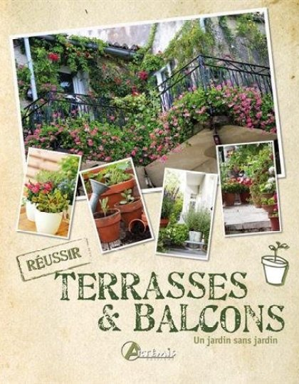 Terrasses et balcons : Un jardin sans jardin