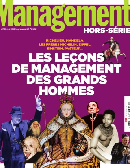 Management Hors-Série N°16 - Avril-Mai 2016