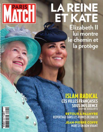 Paris Match N°3490 - 7 au 13 Avril 2016