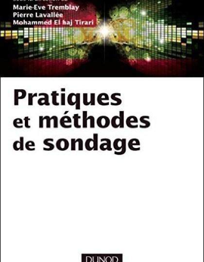 Pratiques et méthodes de sondage (Mathématiques)