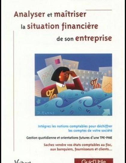 Analyser et maîtriser la situation financière de son entreprise
