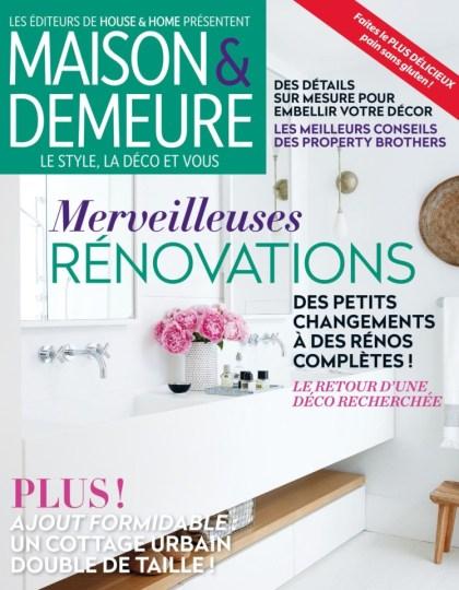 Maison & Demeure - Avril 2016
