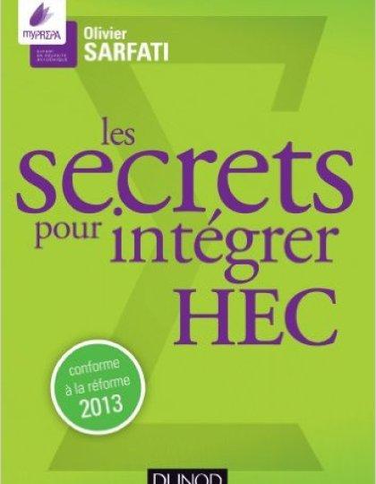 Les secrets pour intégrer HEC : Prépas commerciales