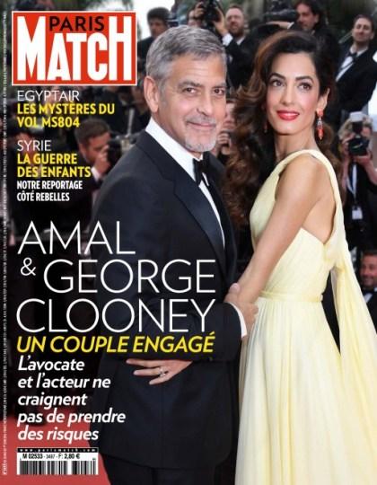Paris Match N°3497 - 26 Mai au 1 Juin 2016