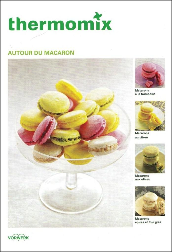 Thermomix : Autour du Macaron