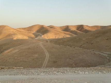 Desierto de Jericó