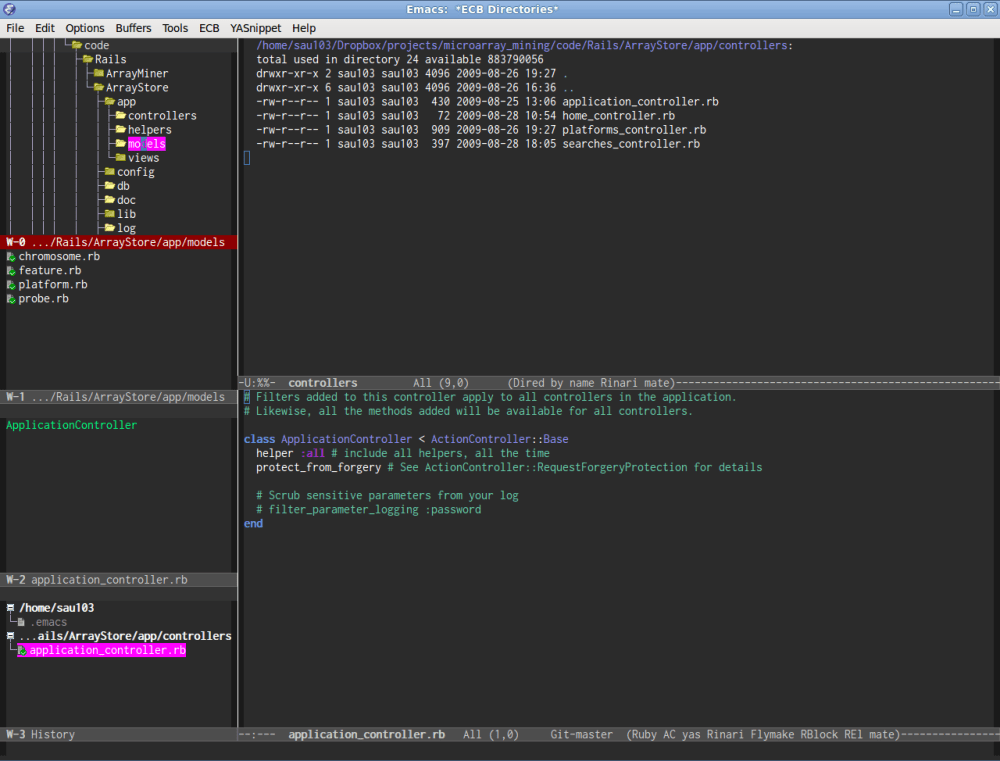 Turn Emacs into an IDE