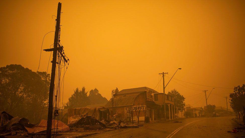Devasting Australian Bushfires