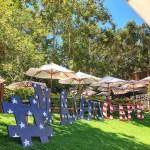 ロサンゼルスの自然の中で優雅なひと時「 MALIBU Cafe(マリブカフェ)」