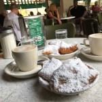 New Orleans名物「Cafe Du Monde本店」でBeignet&café au lait