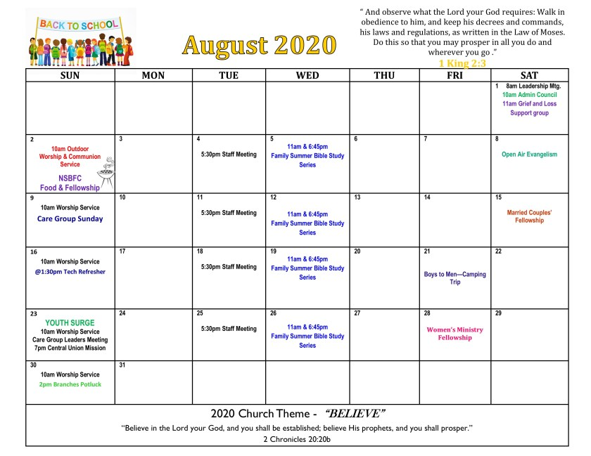 2020 August Phase 2
