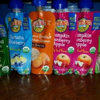 Reviews By Chelsea: Earth's Best Baby Food Pouches #2015BabyShowerGiftGuide #Review