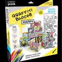 Fun Gifts for Easter: Paper Punk Activity Sets! #2017EasterGiftGuide #PaperPunk #ArtsCrafts
