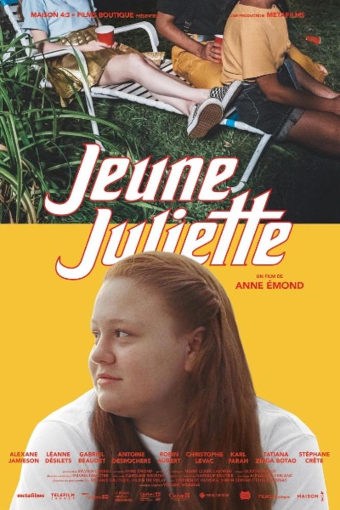 Jeune Juliette affiche