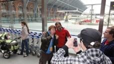 London St Pancras 3DS StreetPass Event with Yoshinori Ono (18)