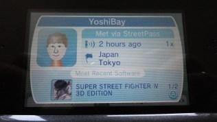 Yoshinori Ono 3DS Mii and Profile (2)