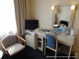 Chisun Hotel in Ueno, Room, Desk View