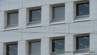 Telephoto View Into Nintendo's Kyoto HQ Windows