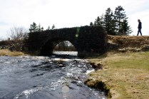 Hipsons Creek stone bridge in East Pubnico is a great place to stop for a picnic lunch or a stroll.