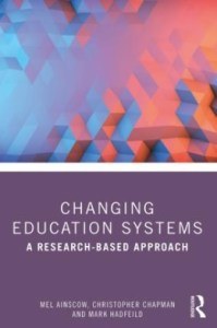 changing education systems book cover